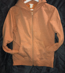 H&M Conscious collection hoodie na zip 146/152
