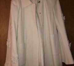 Bijeli Zara kaput
