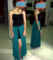 !!! AKCIJA!!! Svečana haljina tamno zelena