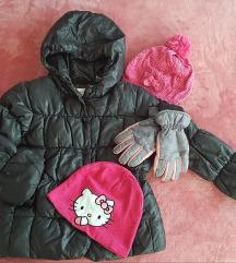 Zimska jakna Okaidi vel 114cm