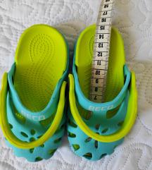 Beco gumene sandale za ljeto