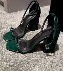 Asos zelene sandale