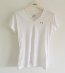 Under armour bijela sportska majica top vel S