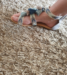 Sandale, rimljanke šarene