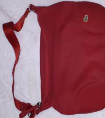Torba ženska crvena Lacoste