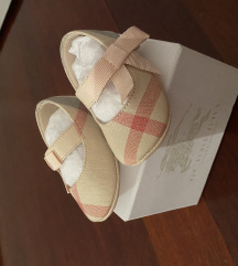 Burberry baby balerinke