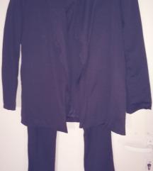 Plus size žensko odijelo