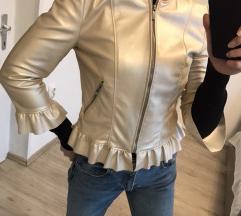 Kožna zlatna jaknica