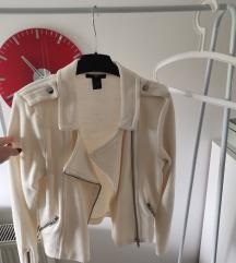 Bijela HM jakna
