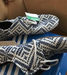 Benetton cipele niske