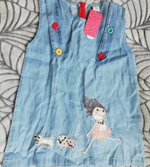 Slatka jeans haljina 🥰
