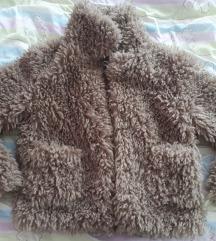 Zara bunda, tedi jakna S vel
