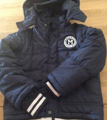 Zimska jakna 122-128 + zimska jakna gratis
