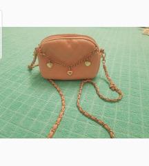 Carpisa nude roza torbica