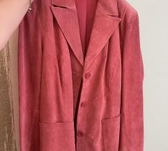 Novi sako od prave kože