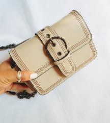 Bež / nude torbica 🎀