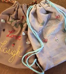 Personalizirane torbe/ vreće sa tekstom po želji