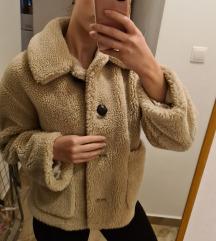 Zara teddy krzno
