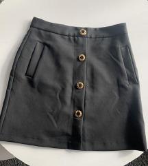 Reserved suknja