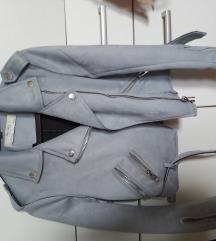 Zara jakna, brušena koža - uklj postarina