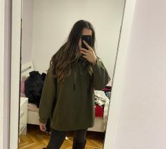 Zara oversize hudica