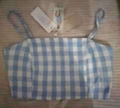 🎁Gingham top