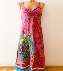 DANAS 190 KN! DESIGUAL haljina vel.38