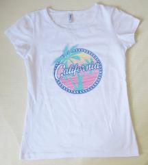 Nova California bijela majica