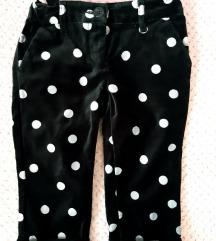 Benetton hlače za djevojčice vel. 100
