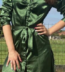 Satenska kosulja/haljina