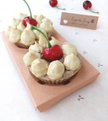 SWEET CHERRY CUPCAKE SAPUNI 🍒