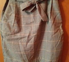Paperbag suknja
