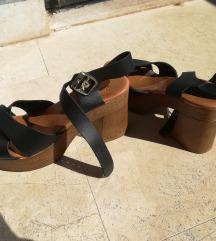 Pitarosso sandale platforma 40