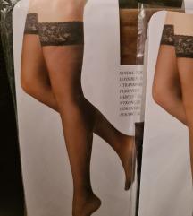 Samostojece čarape, nove, dva para u cijeni