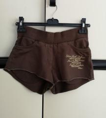 S.Oliver kratke hlače veličina XS