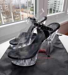 Pleaser pole dance cipele štikle + Gratis