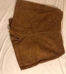 AMISU suknja-hlače