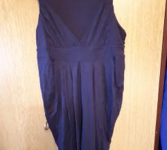 So chic ljetna plava haljina