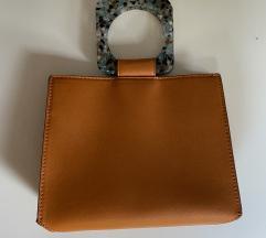 Zara nova narancasta torba