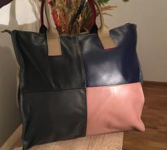 Nova Shopper torba s dva lica