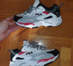 FILA  ray tracer green white red limited edition