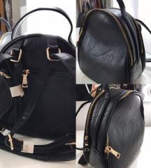 Novi crni ruksak