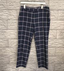 ORSAY karirane hlače- 42