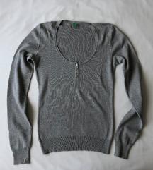 Benetton siva majica