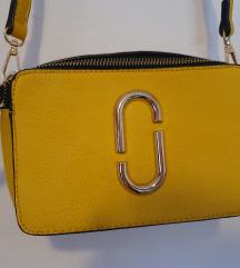 Marc Jacobs žuta torbica