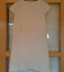 Mango prljavo bijela poslovna haljina
