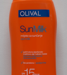 Olival SunMilk novo