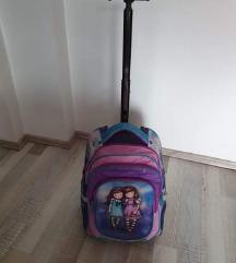Gorjuss skolska torba