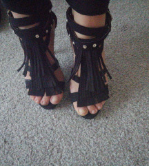 Sandale 37 resice novo