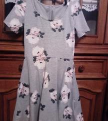 Cvjetna H&M haljina